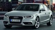L'Audi A4 restylée reçoit le nouveau moteur 1.8 TFSI 170