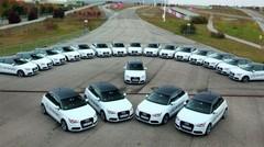 Audi A1 e-tron : 20 exemplaires à l'essai à Munich