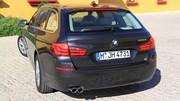 Essai BMW 528i Touring: Aie