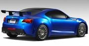 Subaru BRZ Concept STI : Le plaisir avant tout