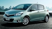Toyota Yaris : deux millions d'unités fabriquées en France