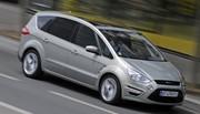 Essai Ford S-Max 1.6 TDCi : Souffle court