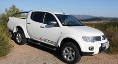 Essai Mitsubishi L200 Double Cab XStorm 178 ch : pour les particuliers
