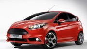 Ford Fiesta ST Concept 5 portes