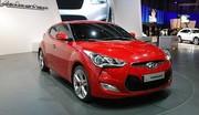 Hyundai Veloster Turbo : confirmé pour 2012