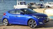 Hyundai Veloster : bientôt un moteur 1.6 204 ch
