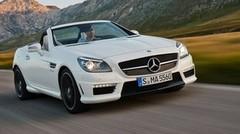 Mercedes SLK 55 AMG et 250 CDI diesel, les prix français