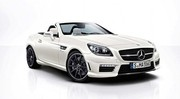 Mercedes SLK 55 AMG et 250 CDi ont un prix
