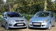 Essai Renault Scénic vs Ford C-Max : destination famille