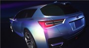 Subaru Advanced Tourer Concept et BRZ de série
