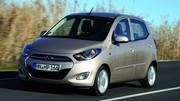 Essai Hyundai i10 1.2 : Coup de frein