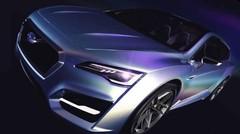 Subaru Advanced Tourer Concept : Enfin, le moteur qu'il faut !