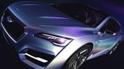 Subaru Advanced Tourer Concept : Vaisseau spécial