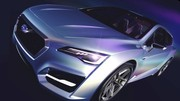 Subaru Advanced Tourer Concept : Paré pour un break