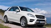 Essai Mercedes Classe M : La quête du gramme