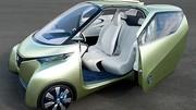 Nissan Pivo 3, le troisième opus d'un champion de la maniabilité