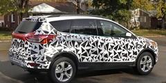 Le Ford Kuga 2 se découvre un peu plus