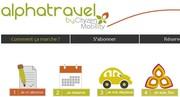 Alpha Travel : regrouper les courses de taxi pour épargner planète et porte-monnaie