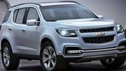 Le nouveau Chevrolet Trailblazer