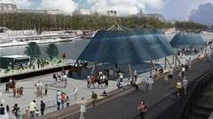 Paris : une partie des quais de Seine fermée à la circulation dès 2012