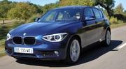 Essai BMW 120d Lounge Plus : Sûre d'elle