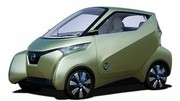 Le Nissan Pivo 3 Concept en vidéo