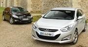 Essai Hyundai i40 SW vs Peugeot 508 SW : Hyundai sort ses griffes