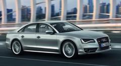 Essai Audi S8