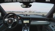 Emission Automoto : Loeb, son 8ème titre; Essai Porsche 911, Fiat Freemont / Grand Scénic