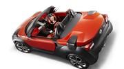 Daihatsu D-X : un concept de petit roadster
