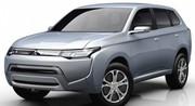 Mitsubishi Concept PX- MiEV II : hybride rechargeable 100 % maison