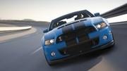 Ford Mustang Shelby GT500 2013 : elle repousse les limites de la puissance