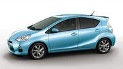 Toyota Aqua : Mini Prius !
