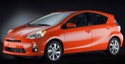 Aqua et Prius c : l'hybride compacte internationale selon Toyota