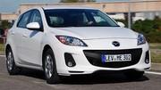 Essai Mazda3 1.6 MZR 105 ch (2012) : Toujours dans le coup