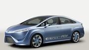 Toyota FCV-R : Branchée sur pile