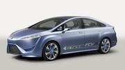 Toyota FCV-R : un concept à pile à combustible