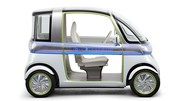 Daihatsu Pico Concept : Reduce to the max !