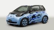 Les concepts Toyota FCV-R, FT-EV III et Fun-Vii