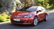 Essai Opel Astra GTC : le sens de la trajectoire