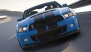 La Ford Mustang Shelby GT500 arrive au triple galop