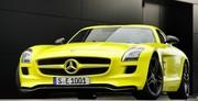 Le futur d'AMG passe bien par l'hybride et l'électrique