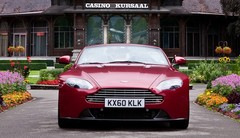Essai Aston Martin V8 Vantage S Roadster : From Gaydon With Love