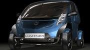 Lumeneo Neoma : lancement imminent pour la 4-places électrique