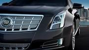Cadillac XTS : Porte-drapeau yankee