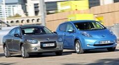 Essai Nissan Leaf vs Renault Fluence Z.E. : les 100% électriques au quotidien :