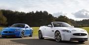 La Jaguar XKR-S se découvre