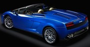 La Lamborghini Gallardo Balboni se découvre à Los Angeles