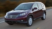 Honda CR-V version U.S