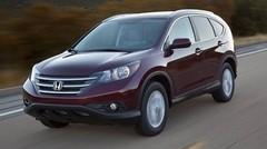 Honda CR-V version U.S